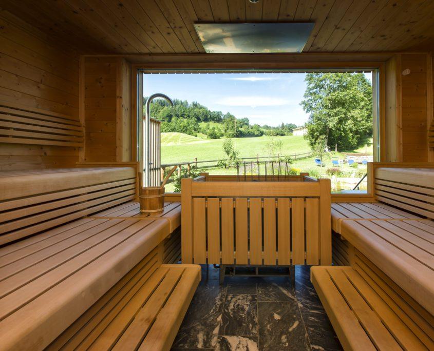 Sommerau Sauna