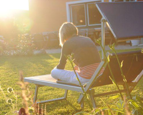 Entspannung und Ruhe