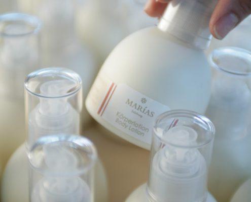 Marias Biokosmetik - Stutenmilch Körperlotion
