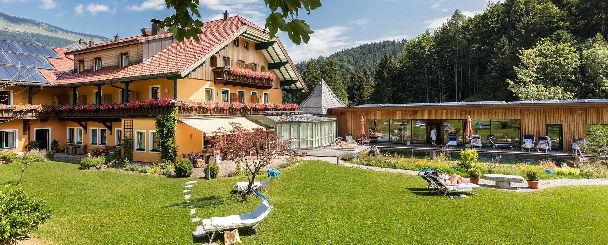 Ihr Bio Hotel Sommerau Nachhaltig Entspannen Bei Salzburg
