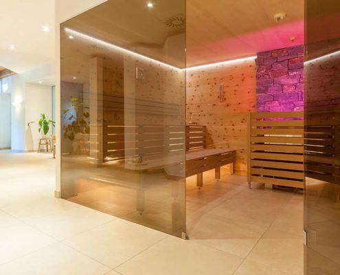 Wellness- & Sauna-Bereich