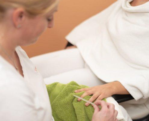 Maniküre Behandlungen